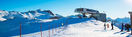 Holiday home ski holidays Paznaun Ischgl