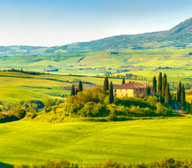 Vacation homes in Tuscany