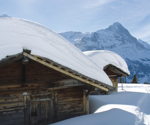 Bernese Oberland winter